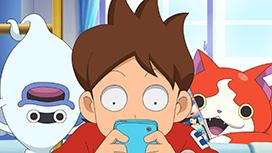 第4話 「スーパー妖チューバー ケータ!」 「コマさんの100万円生活」
