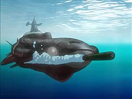 #1 深海調査艇(バチスカーフ)、消滅!
